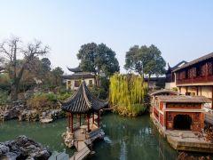 苏州姑苏城古迹1日游