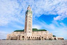 哈桑二世清真寺-卡萨布兰卡-C年度签约摄影师