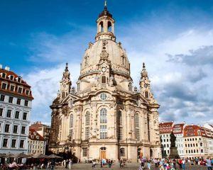 Walk Through Dresden