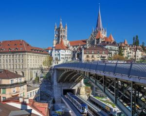Nine Things To Do when You Visit Lausanne