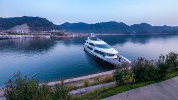 千岛湖梦想1号豪华游船