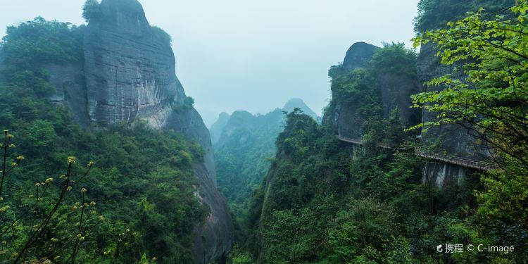 崀山风景名胜区图片
