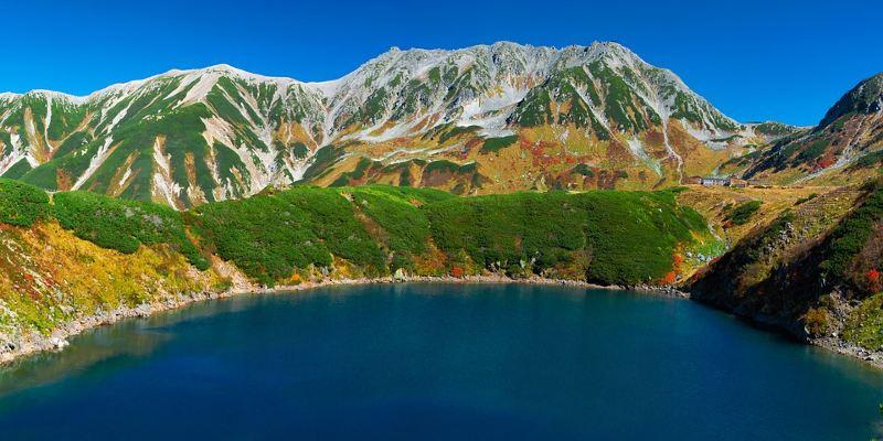 秋風起,擁有日本最長賞楓期的立山黑部點玩先至最「楓」喜?