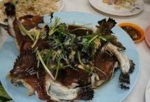 仙本那美食图片-石头鱼