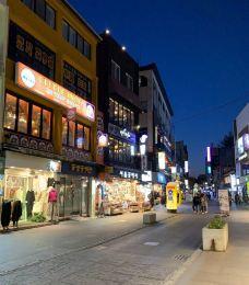 仁寺洞-首尔-世界美食游走达人
