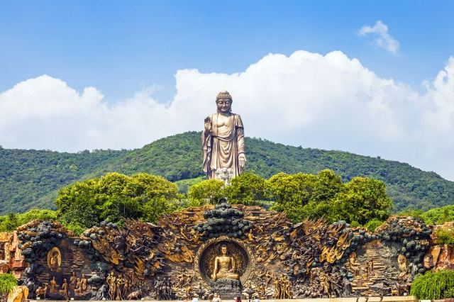 10 Amazing Places to See Buddha around The World