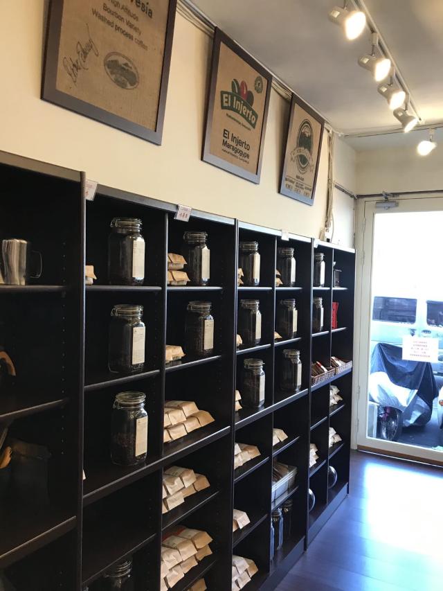 【台北必去】一家有得試飲又可以教你咖啡學問的台北咖啡店推介!