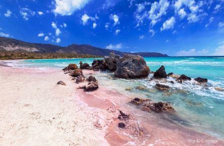 10 Rare and Beautiful Pink Sand Beaches around the World