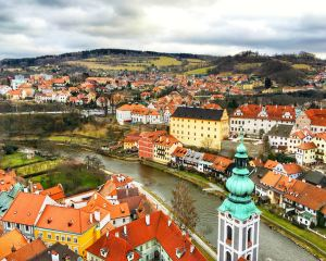 A Medieval Czech Town Where Time Stands Still