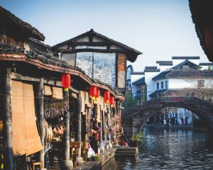 Authentically Shaoxing——Anchang Ancient Town
