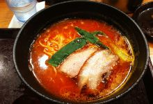 神户美食图片-日式拉面