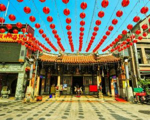 Nice Places Around Taiwan-Taichung, Experience The Artistic and Simple Atmosphere of Lukang Town