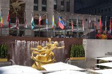 洛克菲勒中心-纽约-旅の径