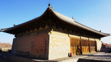 蔚州灵岩寺 (1)