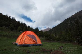 乌兰县哈里哈图国家森林公园