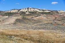 化石峰国家遗迹公园-盐湖城-尊敬的会员