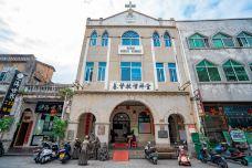 基督教礼拜堂-北海-婷子_dinhoidinh