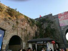 解放门-南京-老外6