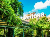 Top Family Resort in Aisa - Sentosa, an Outlying Island of Singapore