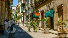 哈瓦那旧城