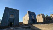 Shah-i-Zinda大墓地