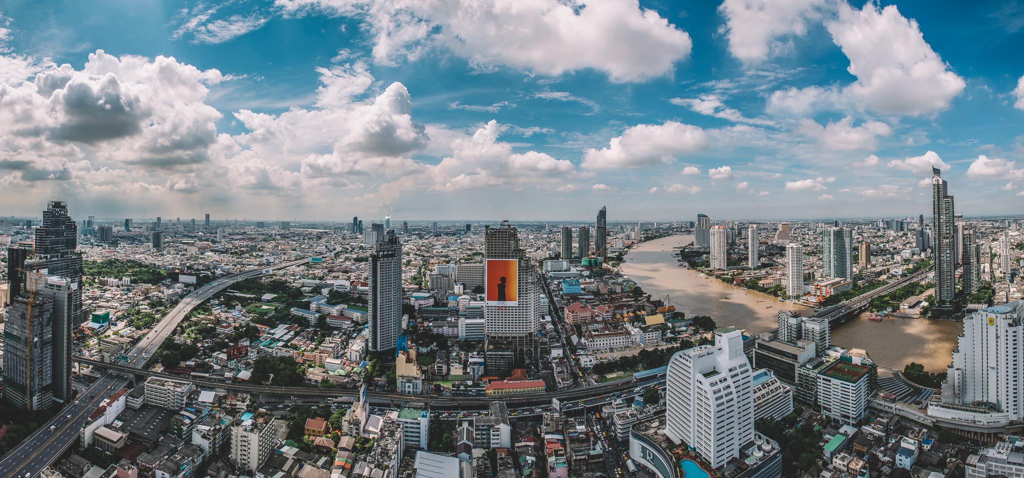 湄南河  Chao Phraya   -4