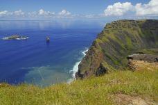 拉诺廓火山-复活节岛-doris圈圈