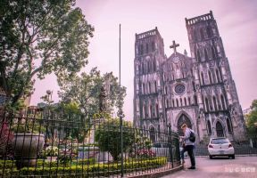 Hanoi Historic Travel: Combination of Western And Eastern Cultures