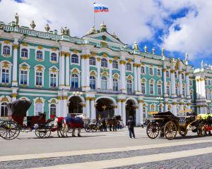 10 Must-see Sights of St. Petersburg