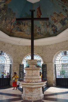 麦哲伦十字架-麦克坦岛