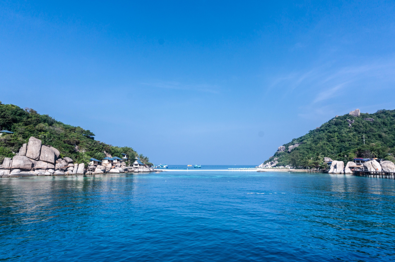 南園島  Koh Nang Yuan   -1