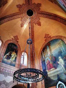抹大拉的玛利亚教堂-耶路撒冷-爱耍的周大爷