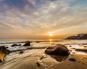 Recommended Beaches in Qingdao, The Blue Sea and Sky That You Shouldn't Miss