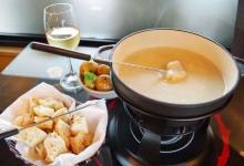苏黎世美食图片-奶酪火锅