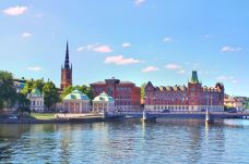 骑士岛-斯德哥尔摩-doris圈圈