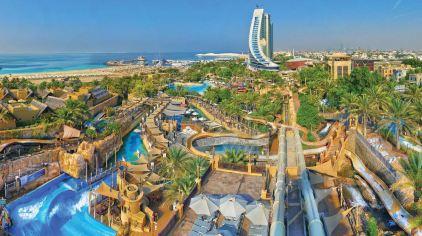迪拜疯狂维迪水上乐园 (12)
