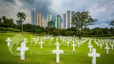 美国烈士陵园和战争纪念馆