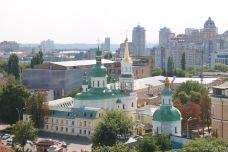 St.Theodosius Pechersky Monastery-基辅-尊敬的会员
