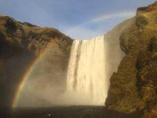 森林瀑布-冰岛南部区-齐步走123