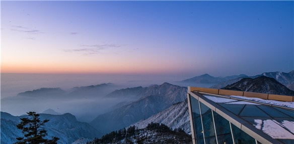 2017最美自然景区