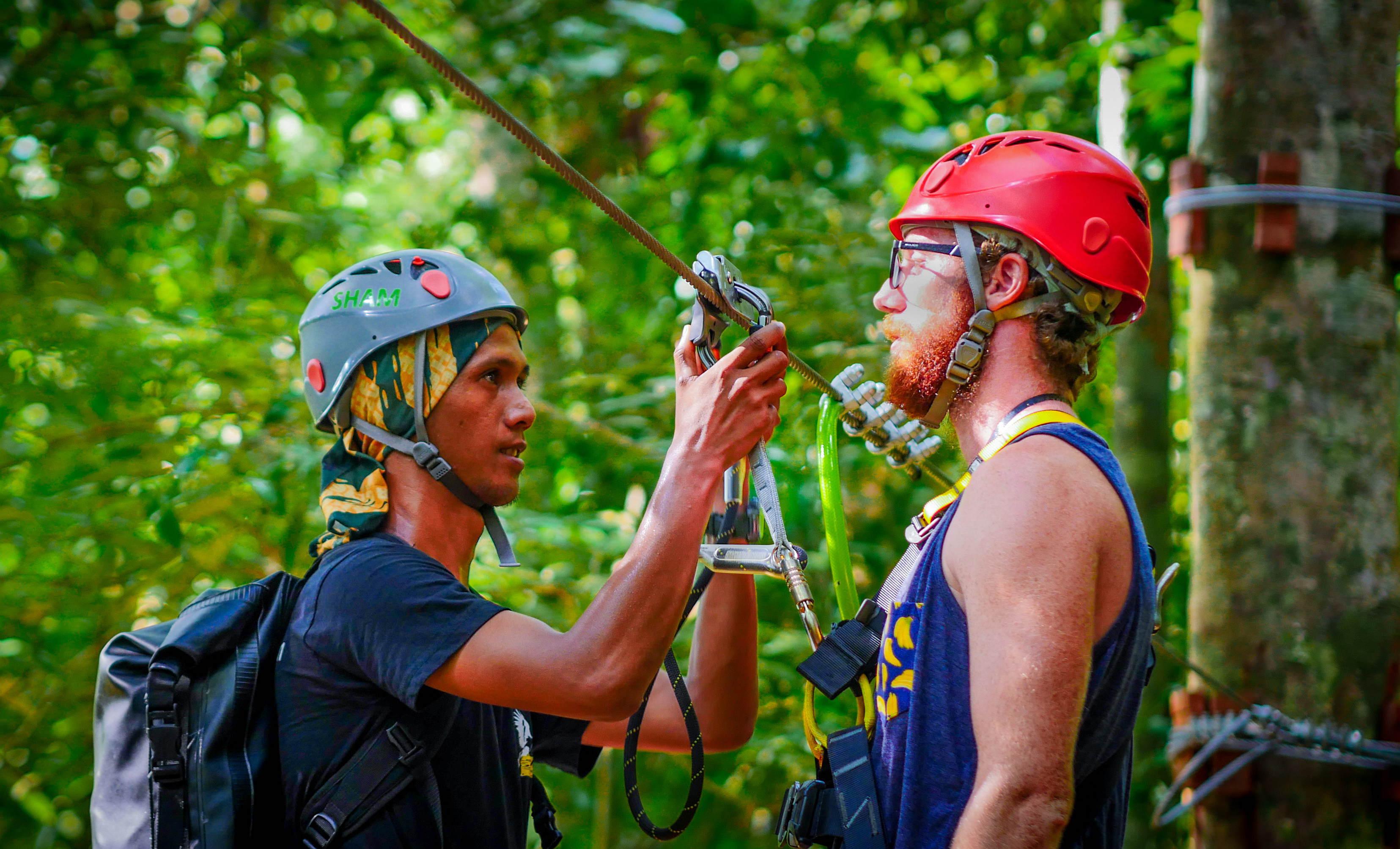 Langkawi Umgawa Zipline Adventures