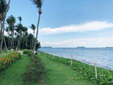巴拉湾海滩-新加坡-小妖柒月