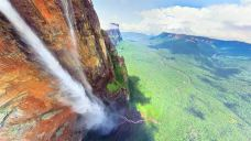 图盖拉瀑布-德班-在路上的Jorick