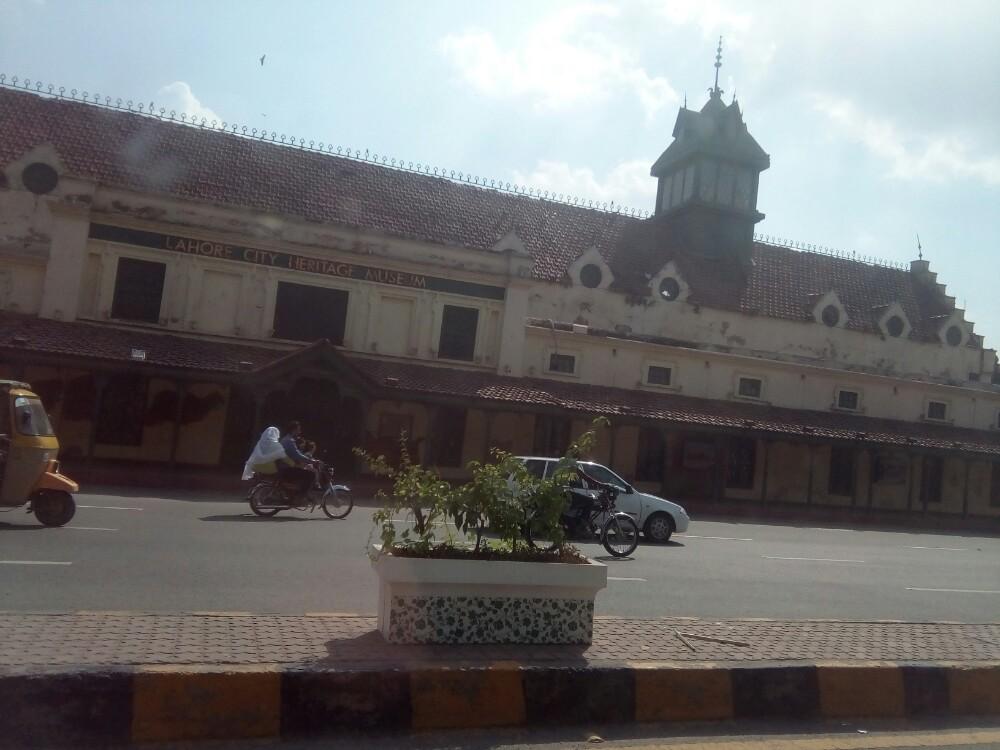 拉合爾國立博物館  Lahore Museum   -0