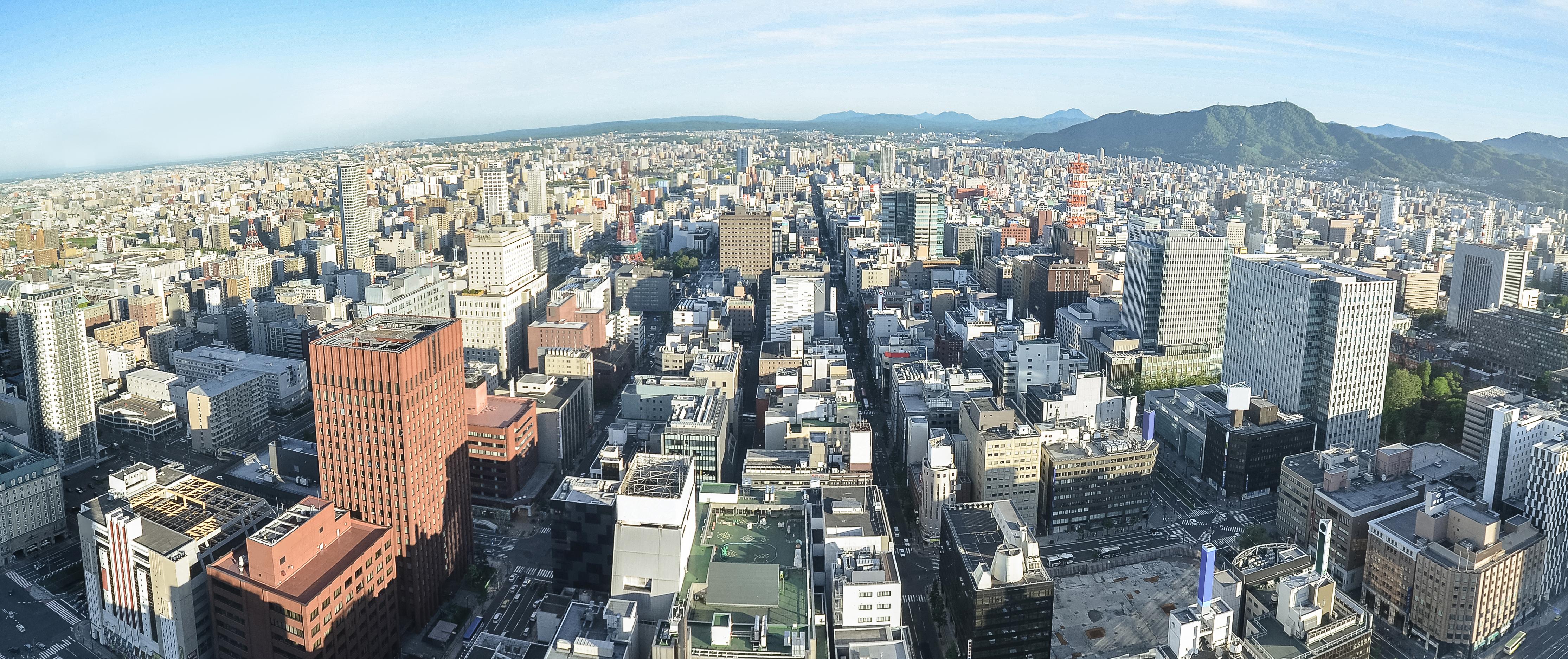 JR Tower Observation Deck T38 Ticket in Hokkaido