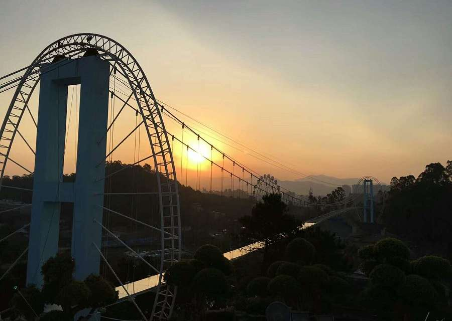 Yinxian Resort Happy Valley Paradise Admission Ticket