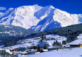 In France, Following You Over Mountains Becomes So Romantic
