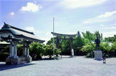丰国神社-大阪-克克克里斯