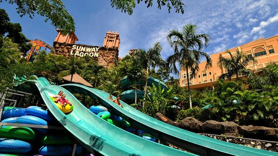吉隆坡必去!雙威水上樂園 Sunway Lagoon 門票(開園特惠)