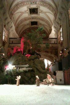 Iglesia de San Agustin-阿耳马格罗